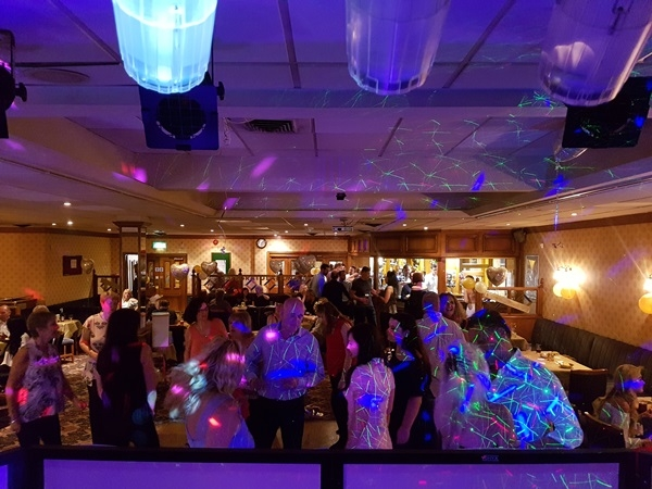 Mobile DJ for Engagement Parties in Welwyn