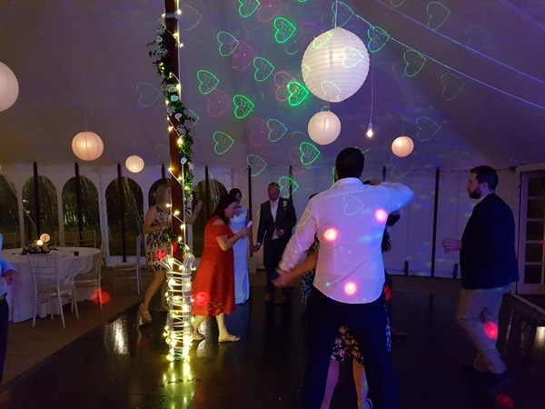 Mobile DJ for Weddings in Welwyn