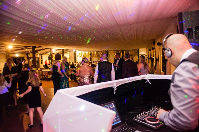Mobile DJ for Gala Events and Balls