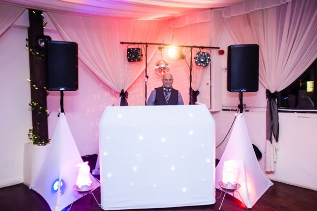 Mobile Disco DJ in Hertfordshire