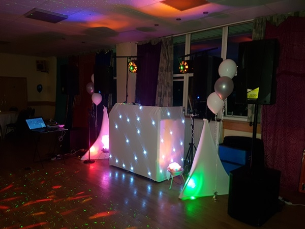 Mobile DJ for Birthday Parties