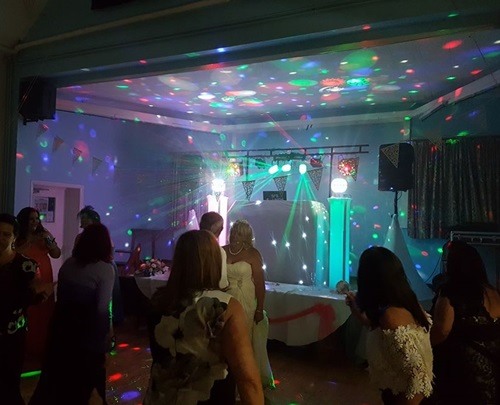 Wedding DJ Packages in Hertfordshire